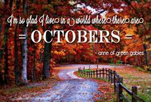 Fall is magical! / Beautiful fall foliage and fun autumn activities