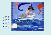 Lecturas del San José / Libros y materiales de apoyo a la lectura. Departamento de Lengua y Literatura del IES San José (Badajoz).