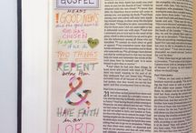 Bible Journaling / by Betty Clark