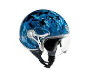 EXKLUSIV Freeway camo blue / EXKLUSIV helmet design camo blue