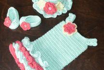 Crafts: Crochet: Baby Girl
