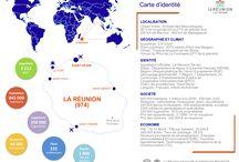 Cartes de La Réunion