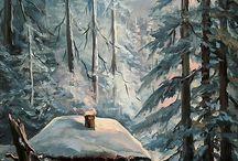 Art - Winter