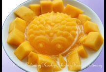 Recipes - Asian Desserts / Asian dessert ideas & recipes