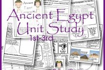 ancient egypt / by Angela Bixby