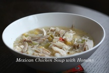 Soups and Stews / by Aleksandra Nearing
