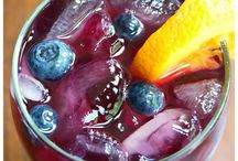 Drinks and Drink Recipes / Get the perfect idea for what to put in your Refresh Glass