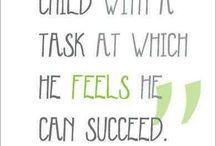 Montessori Quotes / Inspiring quotes for Montessori Parents