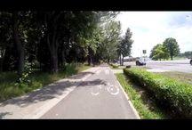 Filmy - Infrastruktura / Filmy prezentujące infrastrukturę w Lublinie i Świdniku.  Drogi dla rowerów, pasy, kontraruch, kontrapas, śluzy rowerowe