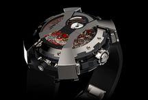hodinky a obleky