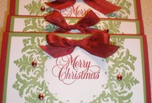 Cards-SU-Christmas / by Jodi Hawn Geers