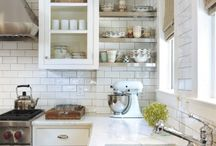 kitchen ideas / by Jenni Kluver