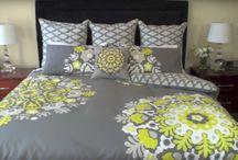 Bett beziehen und putzen