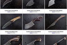Noze / Knifemaking