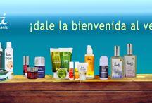 Irati Organic (Productos) / Descubre los productos de Irati Organic, la línea BIO de cosmética, higiene personal y armonización de ambientes de Josenea.