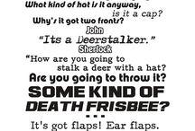 "Sherlock / ""I am a high-functioning sociopath."""