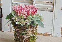 Flowers {dried -pressed}