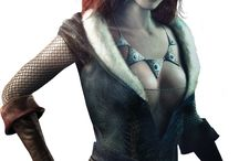 Team Triss and Shani