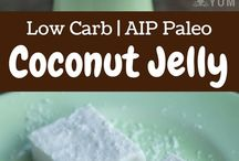Low Carb Coconut Recipes