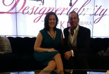 TV Appearance on Designerlebrity / Keith Baltimore was invited by producer Barbara Viteri to launch her new to launch her new interview-format celebrity interior design show