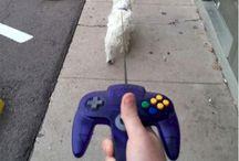Geek/Gamers / Juega, ríe, diviértete, eres todo un amante a los video juegos.