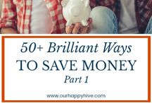 Budgeting/ Saving Money