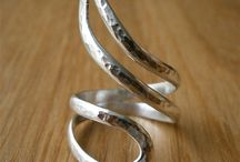 Rings / silver & mixed metal jewellery