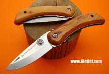 Navajas - Folding Knives / Catálogo de las mejores navajas que tenemos o hemos tenido en Filofiel Cuchillía. Navajas de todas las procedencias y de todo tipo.
