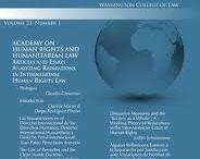 Derecho. Revistas Internacional Público / Selección de revistas de derecho internacional público