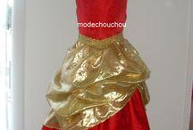 Modechouchou, déguisements / Création de déguisements de rêve , pièce unique