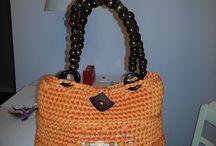"""Le mie borse Atelier """"sogno di Patti"""" my bags / Borse realizzate a mano nel mio laboratorio."""