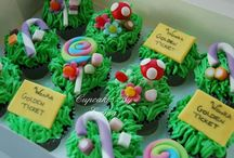 Wonka cupcakes