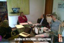 Sesiones de Pitching / El pasado 28 de agosto DOCTV Latinoamérica realizó su sesión simultanea de pitching dentro de los 17 países que conforman la RED. Estos fueron los momentos más destacados.