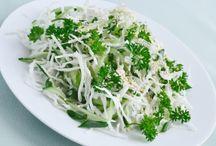 Rammanas / Salades
