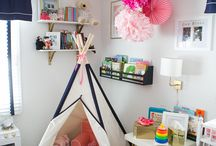 Lachy's toddler room