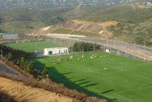 Campos de Futbol Doña Julia Golf, Costa del Sol, Spain