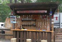 Udendørs bar
