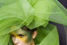Envious Green / All shades of green / by Cynthia S