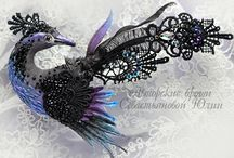 Beaded magic - birds