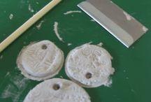silver clay ideas