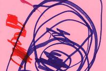 Kids scribbles