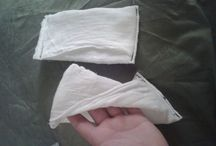 How to Make Diaper inserts