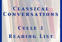 Homeschooling - Classical Conversations Cycle 1