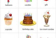 English: Voca Birthday
