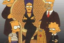 Simpsons life.