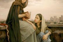 Iman Maleki paintings