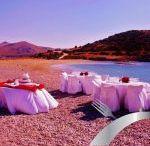 """Beach Bar gamou / Εάν αυτό που ονειρεύεστε για να γιορτάσετε το γάμο σας είναι ένα γαμήλιο party, τότε το beach bar """" LOCA"""" είναι το ιδανικό μέρος για εσάς και τους καλεσμένους σας.  Για περισσότερες πληροφορίες πατήστε εδώ: http://www.aegeancatering.gr"""