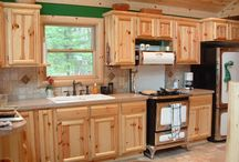 log home interior decorating / by pink pink
