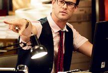 Kevin / Chris Hemsworth in Ghostbusters