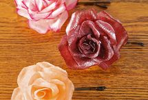 Crafts:  Flowers:  Ideas and How to Tutorials / by Judianne Graham